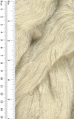 White Welsh Top Roving