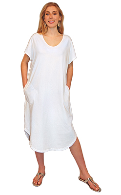Relaxed Pocket Dress
