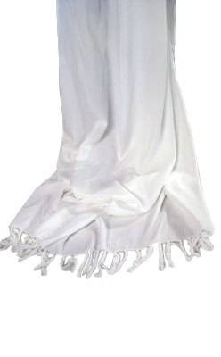 Rayon Scarves & Sarong With Fringe