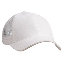 Trucker Hat with Mesh Back