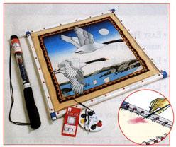 Easy Fix Fabric Stretcher Frames & Hooks