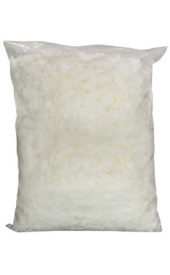 Soy Wax Flakes - 1 lb. bag.