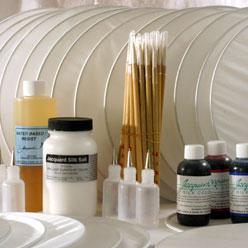 Silk Painting Class Kit