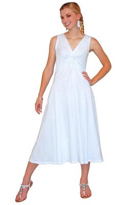 Twisted Sis Midi Tank Dress