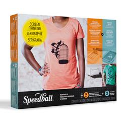 Speedball T-shirt Screenprinting Kit