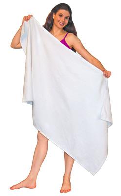 Terry Velour Beach Towel Blanks