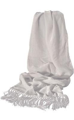 Solid Rayon/Silk Velvet Scarves