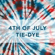Patriotic Tie-dye Kit & Projects