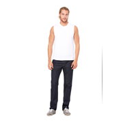 BELLA MENS JERSEY MUSCLE TANK