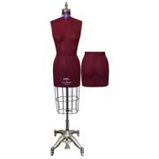 PGM Ladies Dress Form - Maroon #603
