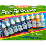 Jacquard Traditional Textile Colors Mini Starter Set
