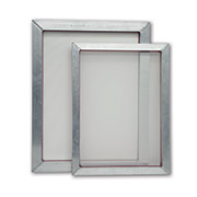 Aluminum Blank Screen Frames