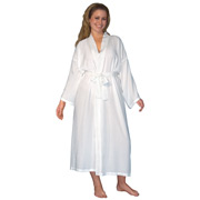 Unisex Rayon Robe