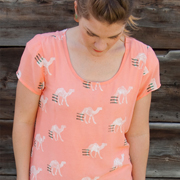 The Cameloozy Blouse - A Mad Mim Tutorial
