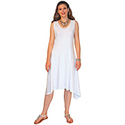 Dancing At Gatsby's Dress Cotton Jersey