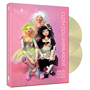 Cloth Doll Inspirations DVD