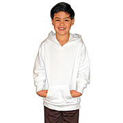 Children's Fleece Hoodie With Pockets