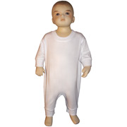 Infant Long Sleeve Jersey Romper