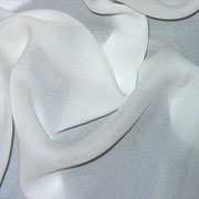 Silk Double Chiffon 16mm 45""