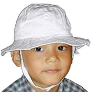 Child's Hat with Strap