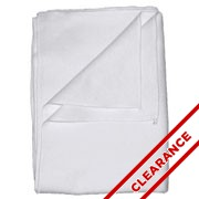 Flannel Baby Blanket 28 x 40 w/ Poly Thread