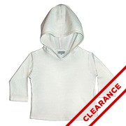 Infant Hoodie 100% Cotton Jersey