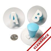 Complete Alphabet Stamp Set