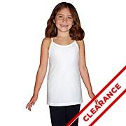 Girl's Spaghetti Strap Jersey Camisole