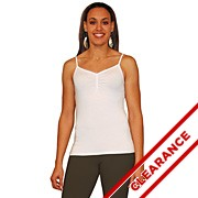 Ruched Front Cami Rayon Jersey