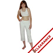 Capri Length Yoga/Workout Pants