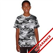 Youth Urban Camouflage T-Shirt