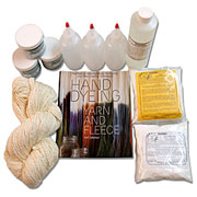 Cotton Yarn Dyeing Kit