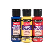 DecoArt SoSoft Opaque Fabric Paint