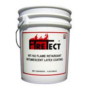 Fire Retardant Wood Coating