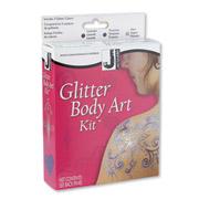 Glitter Body Art Kit