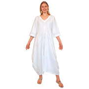 Gauze Bubble Dress