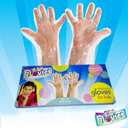 gLovies Latex-Free Multipurpose Gloves for Kids