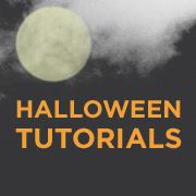 Halloween Tutorials