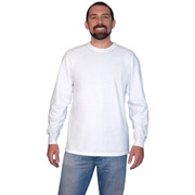 Hanes 6.1 oz Beefy-T Long Sleeve