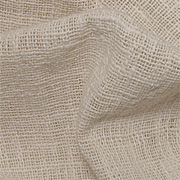 Handspun Handwoven Natural Fabric 47""