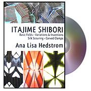 Itajime Shibori - Basic Folds, Variations and Carved Clamps