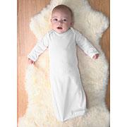 Infant Baby Rib Lap Shoulder Layette