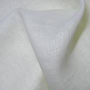 "100% Bleached Linen 3.8 oz. 54"""