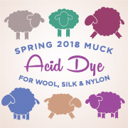 Muck Acid Dyes 2018