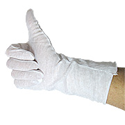 Memphis Inspectors Gloves - 100% Cotton