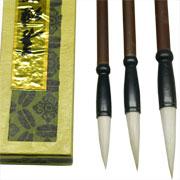 3 Medium Sumi Brush Set