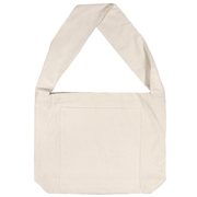 Cotton Tote Bag With Pocket