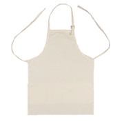 Adult Cotton Apron with Adjustable neck