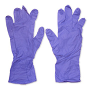 Nitrile Long Gloves