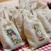 Playing Card Favor Bags - A Lil Blue Boo Tutorial